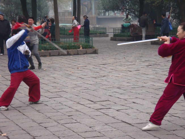 martial arts, China,