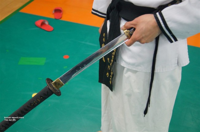 Korean sword, korean traditional martial arts, gumdo